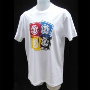 Wholesale Men′s Cotton Jersey Custom Print Men T Shirt pictures & photos
