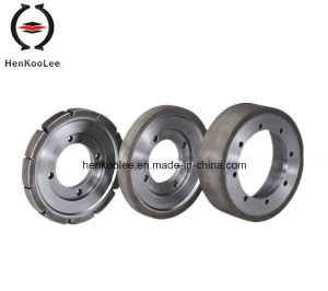 Diamond Tools for Continuous Rim Diamond Cylindrical Wheel pictures & photos