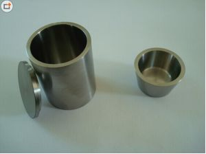 Mainly Used in Metallurgy Industry Tungsten Crucible pictures & photos