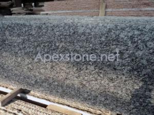 Wave White Granite Half Slab
