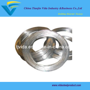 Galvanized Redrawing Wire with Top Quality pictures & photos