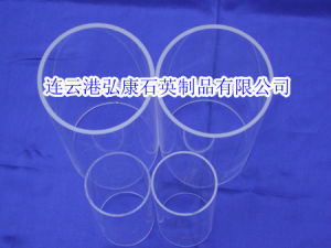 Quartz Tube for Tube Furnace pictures & photos