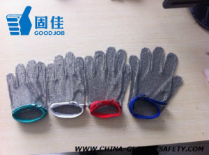 Metal Mesh Gloves for Anti-Cut Working