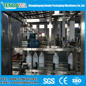 Edible Oil Filling Machine with Rinsing & Packing System pictures & photos