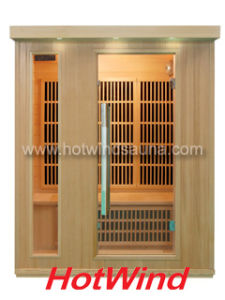 2016 Far Infrared Sauna Room portable Sauna for 3 People (SEK-BT3) pictures & photos