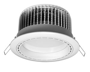 8 Inch 36W Plastic Ring LED Down Light (LFL-D2400L-A7) pictures & photos