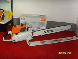 Gasoline Chain Saw (MS 070) pictures & photos
