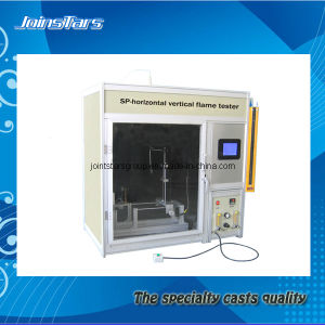 Horizontal and Vertical Flame Tester (SP) pictures & photos