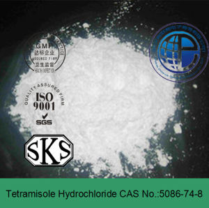 Levamisole Hydrochloride Intermediates CAS No. 5086-74-8 Tetramisole Hydrochloride pictures & photos