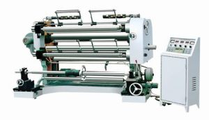 Roll Plastic Film Slitting and Rewinding Machine (WFQ-1000 1300)