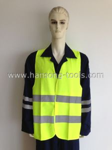 Reflective Safety Jacket (SE-151) pictures & photos