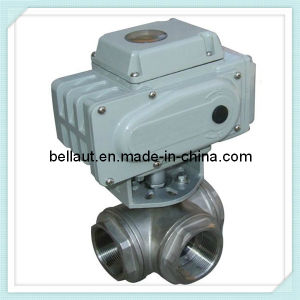 Threaded Ball Valve, Motor Operated Ball Valve