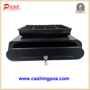 3 Bills 4 Coins Mini Metal Cash Drawer 12 Inch 3036 pictures & photos