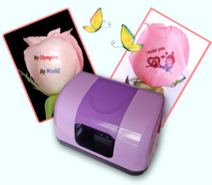 Flower / Rose Printer (SP-F06B2) with CE, FCC