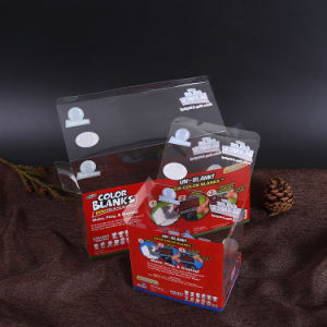 Competitive PVC/PET Plastic Packaging Box China Manufacturer with printed pictures & photos