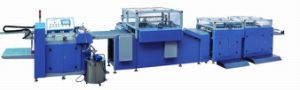 Auto Case Maker Packing Cutting Machine (LY-500PKJ) pictures & photos