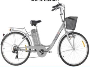 City E-Bike with Lead-Acid Battery (YXEB-L26A)