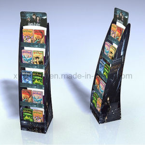 Spinning CD Counter Rack / Revolving CD Display Rack pictures & photos