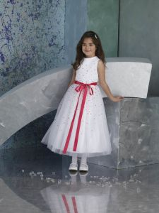 Professional Flower Girl Dress (FGD-11)
