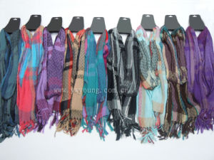 Fashion Scarf (FY-C327B)