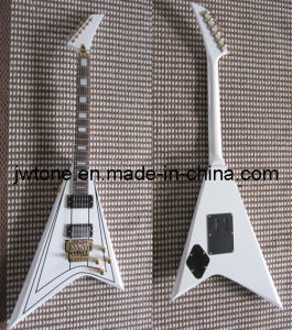 Flying V Electric Guitar pictures & photos