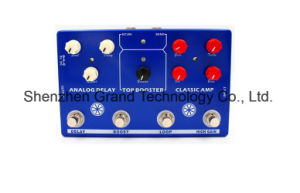 New Booster Analog Delay Classic Amplifier Guitar Effect Pedal (JF-92) pictures & photos