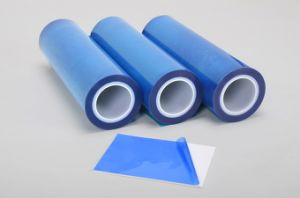 Self-Adhesive Masking Film for PVC Sheets pictures & photos