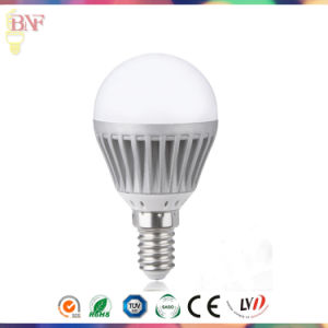 LED Bulb Light E14 Globe for 3W 5W 7W pictures & photos