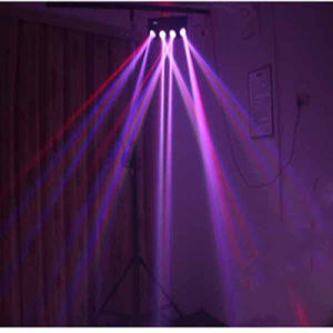 LED Four Scanning Head Stage DJ Effect Lighting (HL-060) pictures & photos