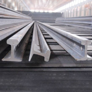 China Supplier High Quality Light Heavy Steel Railroad Rail Track pictures & photos