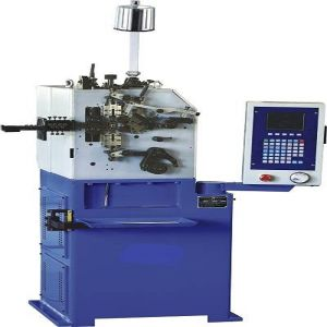 China Manufacturer CNC Spring Coiling Machine with High Quality pictures & photos