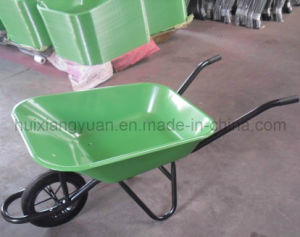 Heavy Duty Wheel Barrow, Russian Wheelbarrow (Wb6400)