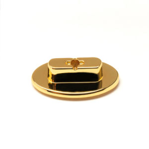 Ellipse Shape Metal Buckles for Fashion Leather Shoes, Bags, Cases pictures & photos