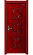 Wooden Door (HDA-018) pictures & photos