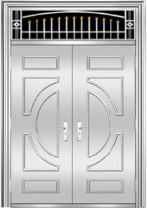 Stainless Steel Door (KD-SS027)