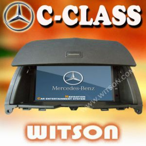 Witson Car DVD GPS for Mercedes-Benz C-Class (W2-D9803E) pictures & photos