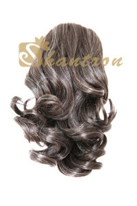 Ponytail Wave 12inch Clip on Hair Extensions