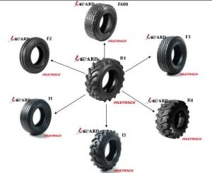 Agriculture Tire Tractor Tire Implement Tire (9.5L-15 11L-15 11L-16) pictures & photos