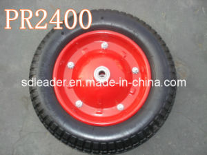 High Quality Rubber Wheel (PR2400)