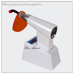 Durable High Lux with Light Tester LED Dental Curing Light pictures & photos