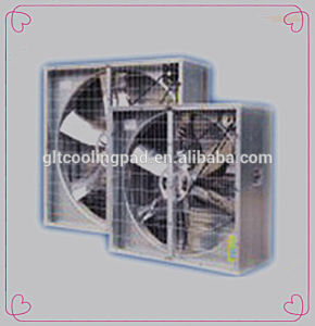 Green House Used Exhaust Fan with Stainless Shutter pictures & photos