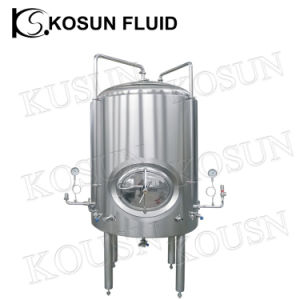Stainless Steel Brewery Beverage Carbonation Tank Carbonation System pictures & photos