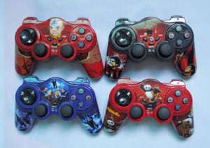 Cartoon Wireless Joypad for PS2