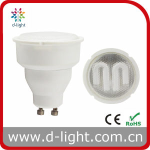GU10 Energy Saving Light (U-shape Tube) pictures & photos