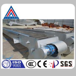 China Upward Brand Rotary Grille Decontamination Machine Supplier pictures & photos