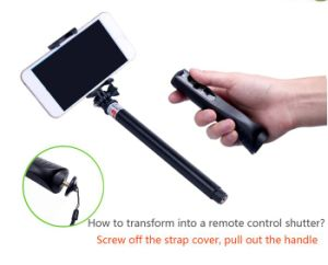 Bluetooth Selfie Stick Monopod Selfie Kits Pack Zoom Button Momopod Rk88e (OM-RK88E) pictures & photos