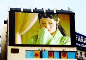 Electronic Advertising Outdoor LED Billboard