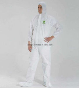 Non-Woven Protective  Safety Clothing (JK37001) pictures & photos