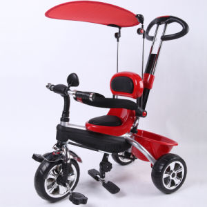 Baby Tricycle (EN71, CE approved) (KR02red)