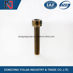 DIN912 Hexagon Socket Head Cap Screw with High Quality pictures & photos